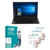 Lenovo Legion 5 17IMH05H Laptop bundled with Microsoft 365 Personal 3x 1 Year and ESET NOD32 Antivirus 1x 3 Years