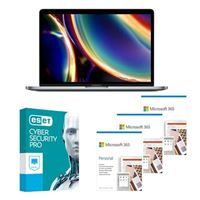 Apple MacBook Pro MWP52LLA Laptop bundled with Microsoft 365 Personal 3x 1 Year and ESET Cyber Security Pro 1x 3 Years