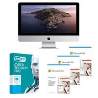 Apple iMac MHK33LLA Desktop bundled with Microsoft 365 Personal 3x 1 Year and ESET Cyber Security Pro 1x 3 Years