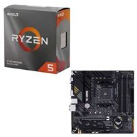 AMD Ryzen 5 3600 with Wraith Stealth Cooler, ASUS...