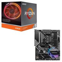 AMD Ryzen 9 3900X with Wraith Prism Cooler, MSI B550 MAG...