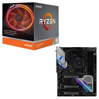 AMD Ryzen 9 3900X with Wraith Prism Cooler, ASRock X570...