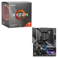 AMD Ryzen 7 3700X with Wraith Prism Cooler, MSI B550 MAG...