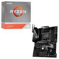 AMD Ryzen 9 3950X, MSI X570 MPG Gaming Edge WiFi, CPU /...