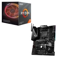 AMD Ryzen 7 3800X with Wraith Prism Cooler, MSI X570 MPG...