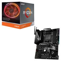 AMD Ryzen 9 3900X with Wraith Prism Cooler, MSI X570 MPG...