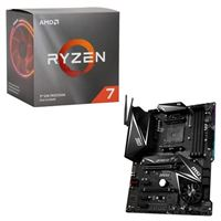 AMD Ryzen 7 3700X with Wraith Prism Cooler, MSI X570 MPG...