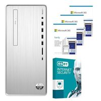 HP Pavilion 13Z23AA Desktop bundled with Microsoft 365 Family 3x 1 Year and ESET Internet Security 1x 3 Years