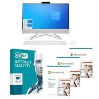 HP 9EF17AA All-in-one bundled with Microsoft 365 Personal 3x 1 Year and ESET Internet Security 1x 3 Years