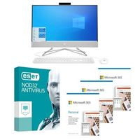 HP 9EF17AA All-in-one bundled with Microsoft 365 Personal 3x 1 Year and ESET NOD32 Antivirus 1x 3 Years