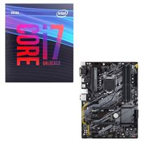 Intel Core i7-9700K, Gigabyte B365 HD3, CPU / Motherboard Bundle