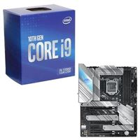 Intel Core i9-10900, ASUS Z590-A ROG Strix Gaming WiFi, CPU / Motherboard Bundle