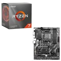 AMD Ryzen 7 3700X with Wraith Prism Cooler, MSI B450...