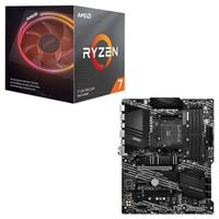 AMD Ryzen 7 3800X with Wraith Prism Cooler, MSI B550-A Pro,...