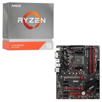 AMD Ryzen 9 3950X, MSI B450 Gaming Plus Max, CPU /...