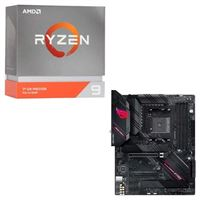 AMD Ryzen 9 3950X, ASUS B550-F ROG Strix Gaming WiFi, CPU / Motherboard Bundle