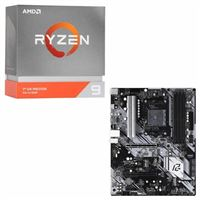 AMD Ryzen 9 3950X, ASRock B550 Phantom Gaming 4, CPU /...