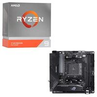 AMD Ryzen 9 3950X, ASUS B550-I ROG Strix Gaming, CPU / Motherboard Bundle