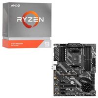 AMD Ryzen 9 3950X, MSI X570-A Pro, CPU / Motherboard Bundle