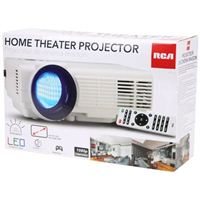 RCA RPJ116 3 97 LED Projector - Micro Center