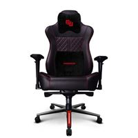 Maingear Forma Gt Gaming Chair Black Red Micro Center