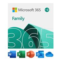 Microsoft Office Home 365 ESD - 15 Month, Up to 6 Users